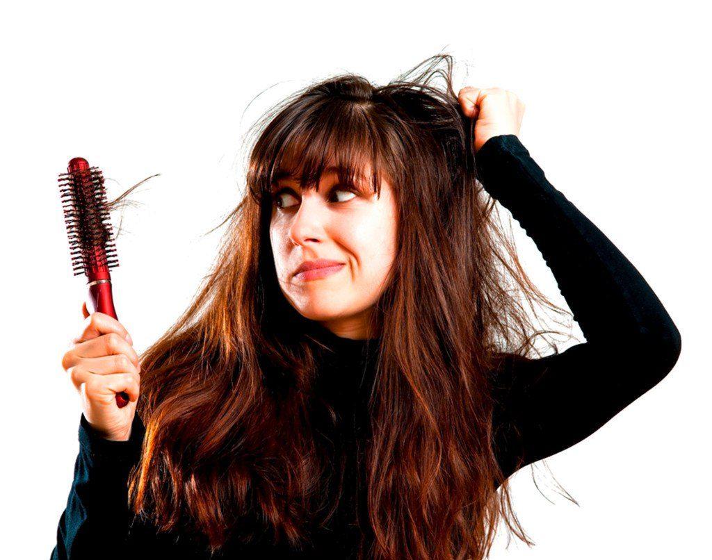 Причины выпадения волос из-за щитовидной железы