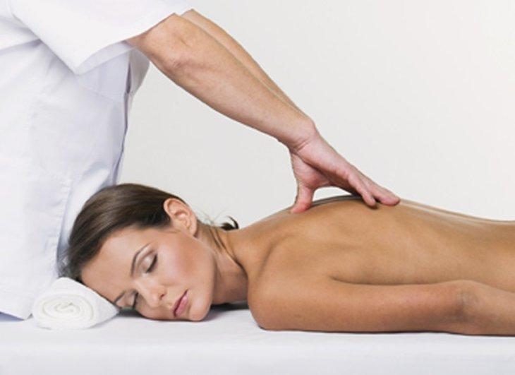 Техника выполнения массажа при радикулите