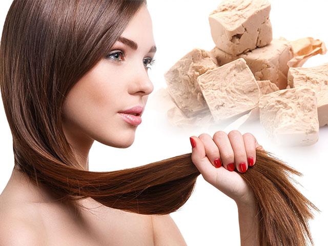 Маски из дрожжей для хорошего роста и густых волос