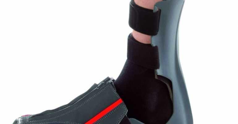 Плюсы и минусы ношения ортеза при переломе пяточной кости