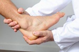 Диагностика и терапия тендовагинита голеностопного сустава