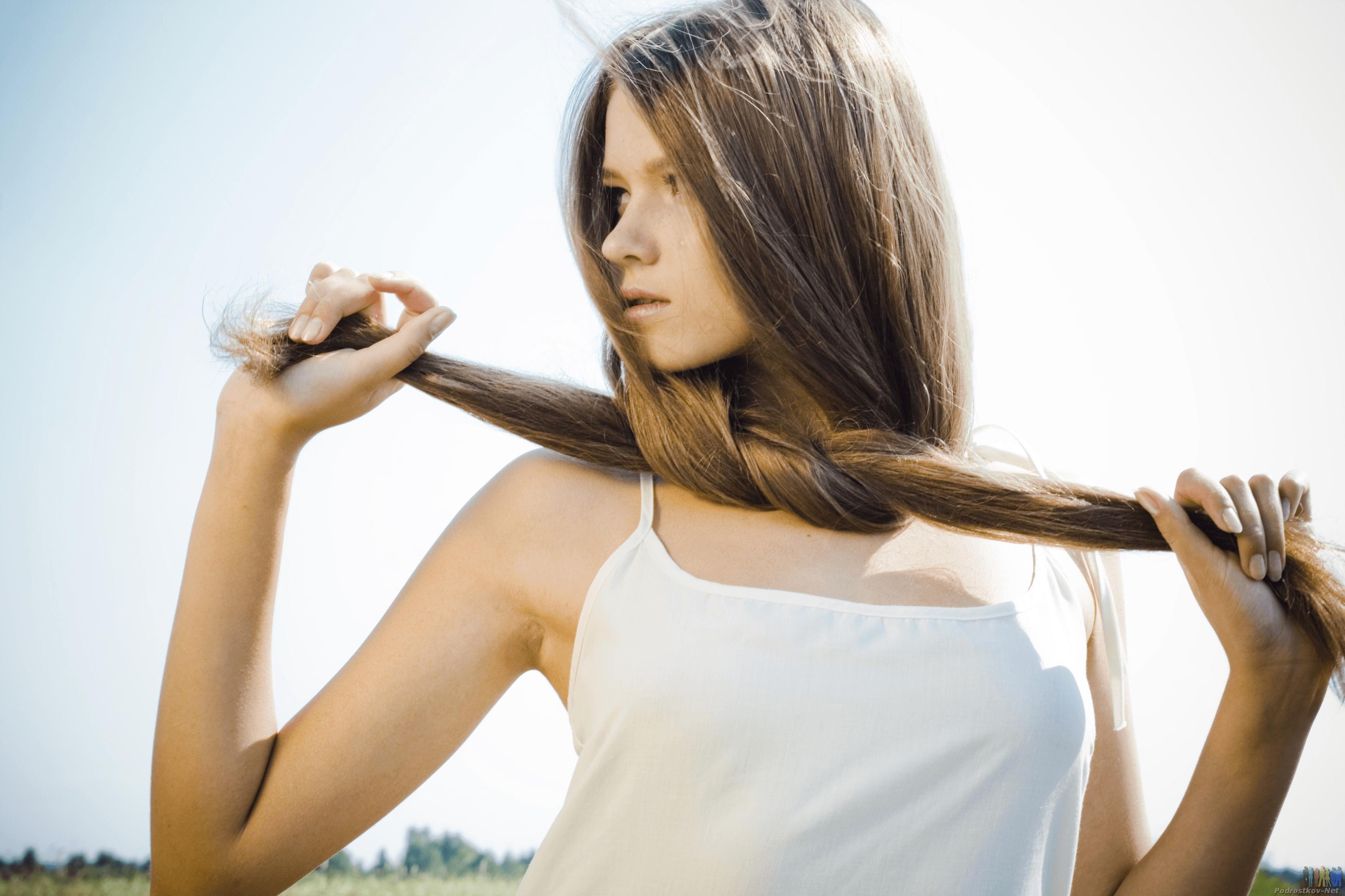 Причины и лечение женского облысения