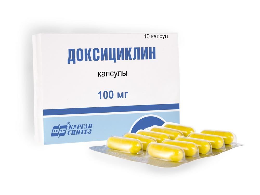 Как использовать Доксициклин при лечении суставов