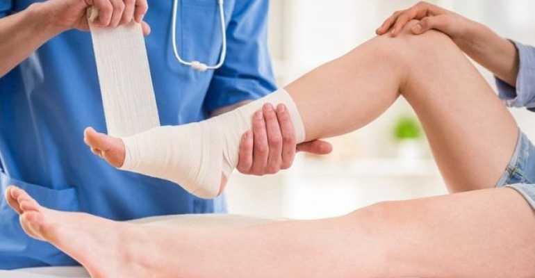 Диагностика и лечение перелома лодыжки, реабилитация после полученной травмы
