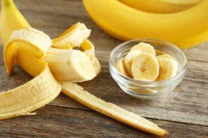 Можно ли употреблять в пищу бананы при подагре