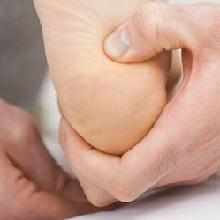 Пяточная шпора: симптомы и лечение