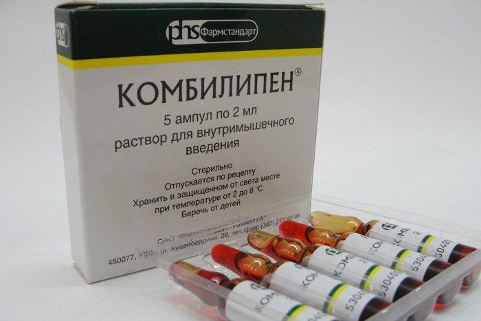 Подробное описание препарата Комбилипен и его действие на организм
