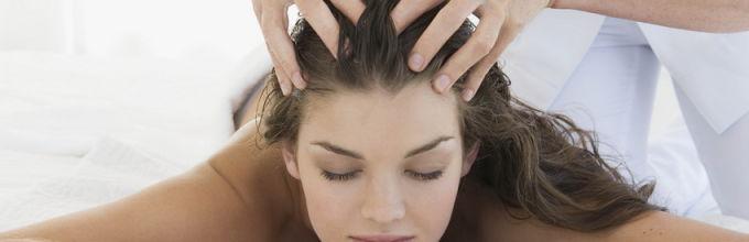Какой массаж нужен для роста волос