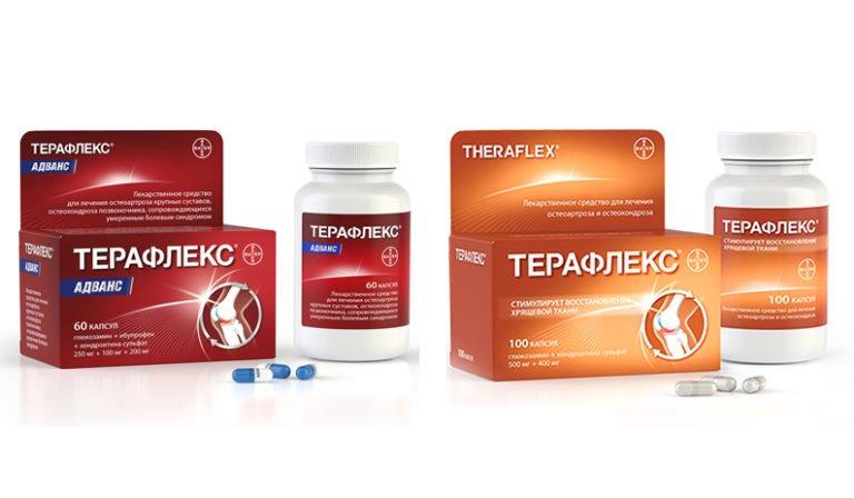 В чем отличия препарата Терафлекс Адванс от обычного Терафлекса