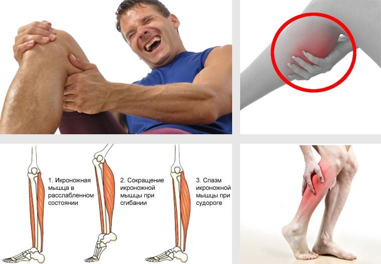 Состояние, при котором производится непроизвольное и неконтролируемое сокращение мышечных тканей, называется судорогой.
