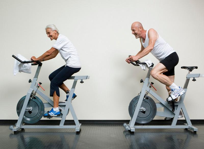 Все о пользе велотренажера при артрозе коленного сустава
