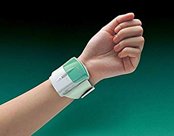 Компактный электронный прибор в виде часов, работает наподобие массажера – воздействует на биологически активные точки, расположенные на запястье.