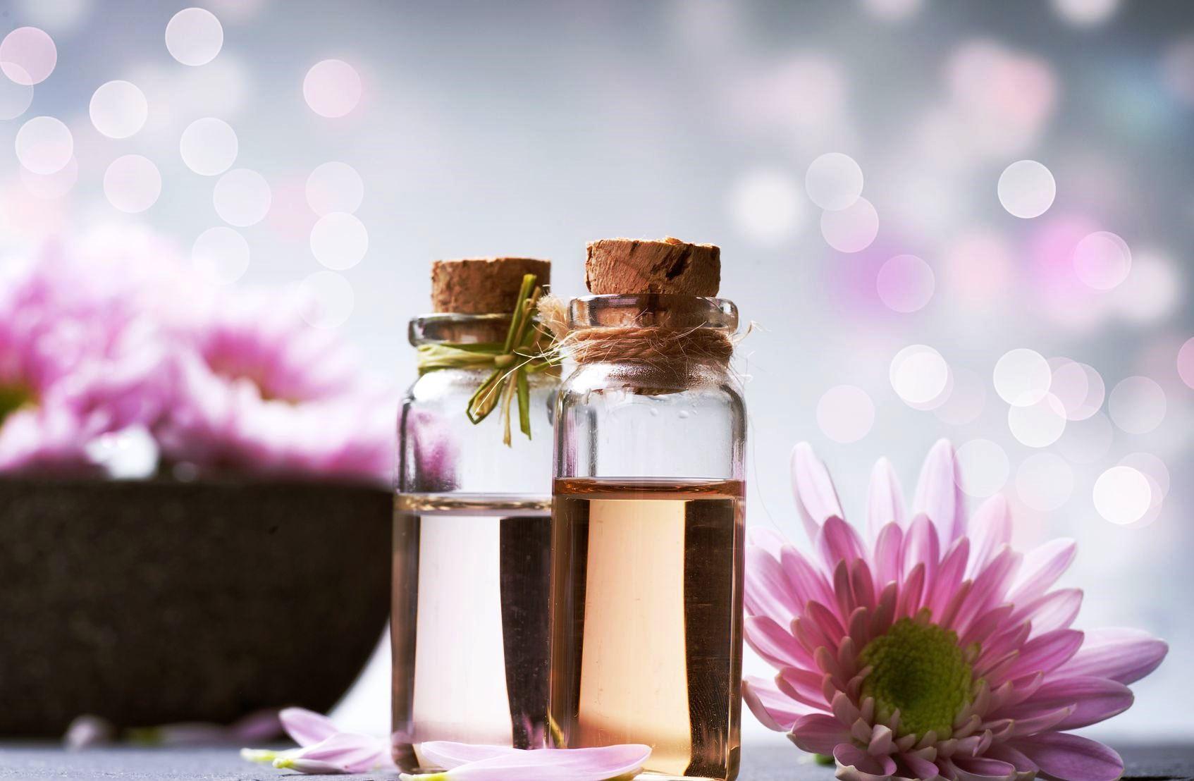 Эфирные масла от перхоти: преимущества и недостатки