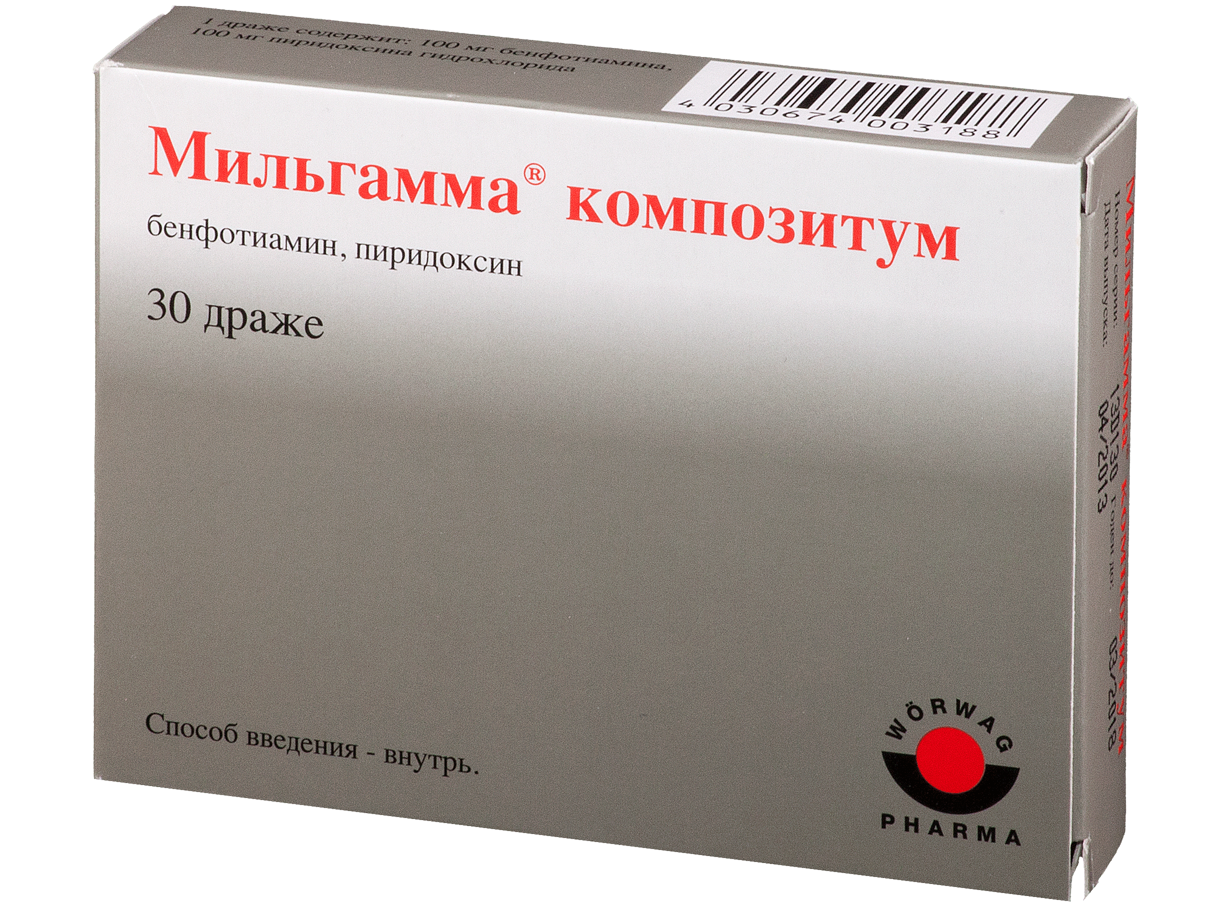 Отзывы об эффективности применения препарата Мильгамма