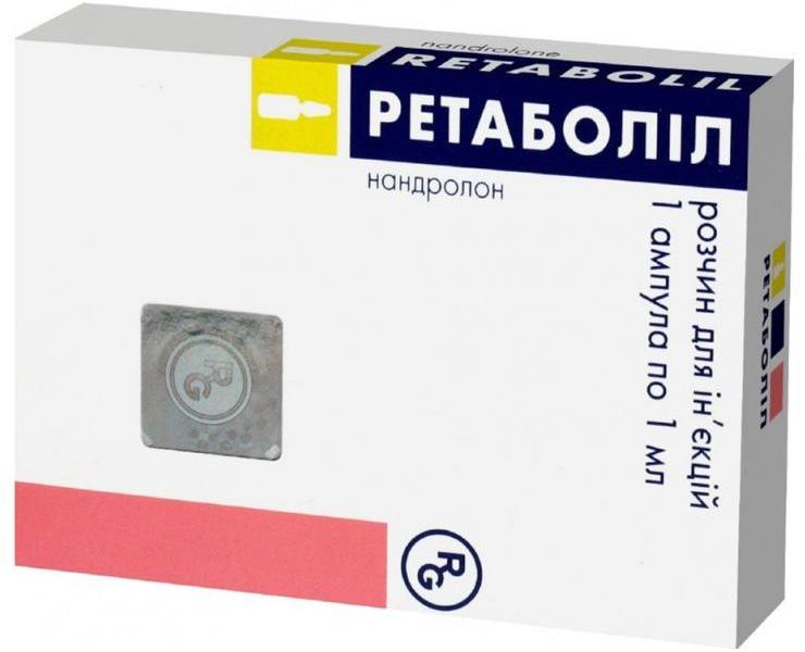 Подробное описание лекарственного препарата Ретаболил