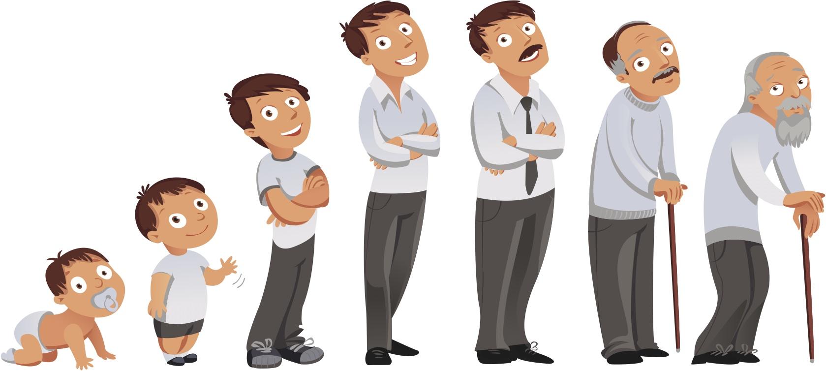 Статистика педиатрии выделила несколько категорий возрастов, в которых определенные проблемы, связанные с гипергидрозом, диагностируют чаще всего.