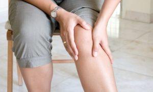 Проблемы с ногой