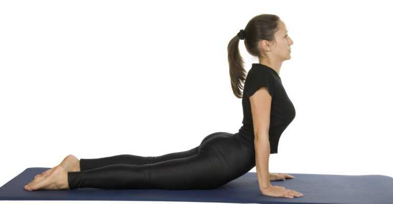 Лучший комплекс упражнений для исправления осанки